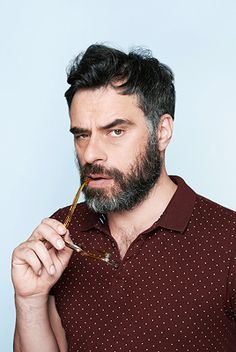 Jemaine Clement photographed by Christopher Beyer for Entertainment Weekly Matt Berry, Jemaine Clement, Muppets Most Wanted, Flight Of The Conchords, Comedy Duos, You Make Me Laugh, Soul On Fire, Photo Reference, Man Alive