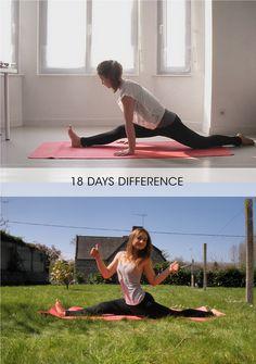 ig: alliieebabee // stretch it out #yoga #flexibility #fitness
