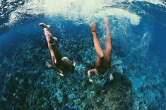 maliabythesea: Adventures in the deep.