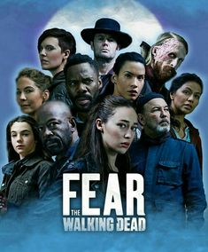 Walking Dead Tv Series, Fear The Walking Dead, Dead Dragon, Dragon Tales, Zombie Art, Alycia Debnam Carey, Number Two, Tv Commercials, Movies And Tv Shows
