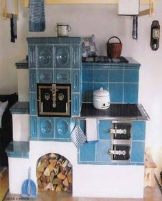 Tiling may refer to: Küchen Design, House Design, Interior Design, Rocket Mass Heater, Old Stove, Cosy Home, Build Your House, Vintage Stoves, Cooking Stove