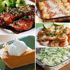 Top 20 Skinny Recipes from 2010 - Includes weight watcher points for all recipes - great site you can click on number of points and it brings up those recipes.