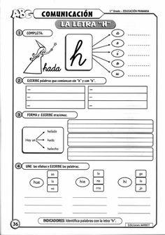Spanish Worksheets, Kids Zone, First Grade, Classroom, Teaching, Education, School, Good Ideas, Speed Reading