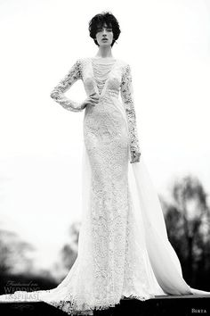 Berta Wedding Dresses 2013 | Wedding Inspirasi