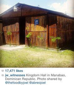 Kingdom Hall | Manabao, DR
