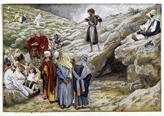 La liturgia diaria meditada - Yo soy la voz que grita en el desierto (Jn 1,19-28) - 02/01  Cristian Hernan Andrade - Google+