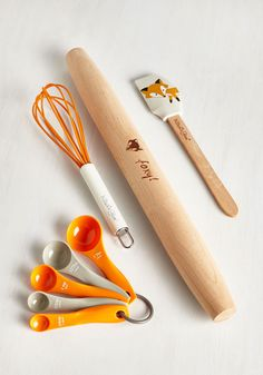 Keep Your Kitchen Keen Baking Set. Stay clever in the kitchen with this matching baking set! #multi #modcloth