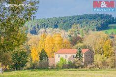 Chalupa 425 m² k prodeji Nedrahovice - část obce Rudolec, okres Příbram; 1990000 Kč (Kupní cena nezahrnuje daň z nabytí nemovitých věcí.), patrový, samostatný, smíšená stavba, před rekonstrucí. It Cast, Real Estate, Real Estates