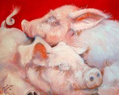 """Sweet Dreams"" par Marcia Baldwin"
