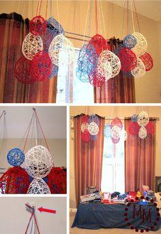 Thomas decorations