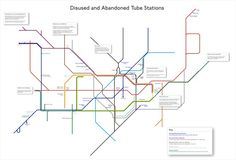 London's Ghost Stations http://londonist.com/2014/01/londons-ghost-stations-mapped.php