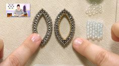 Beadweaving Basics: How Thread Color Influences Beads  ~ Seed Bead Tutorials