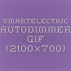 SmartElectric_AutoDimmer.gif (2100×700) Tell those monsters to stay away !! -  Smart Good Night Light Banishes Monsters - Foreverrrr