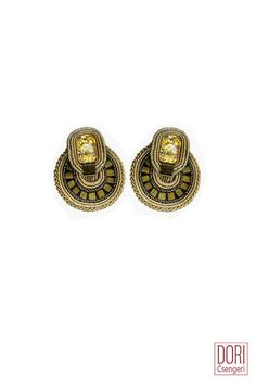 small earrings : La Divina Classic Clips
