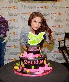 Happy late birthday #selenagomez #selgomez