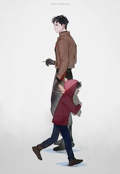 Started from the bottom now I am here The size difference between your Jason and Tim clears my skin and waters my crops. Math Comics, Marvel Dc Comics, Tim Drake, Batman Art, Batman Robin, Gotham Batman, Red Hood Jason Todd, Bat Boys, Univers Dc