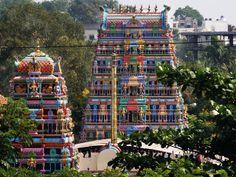 Hindu Temple Gopuram   Flickr - Photo Sharing!