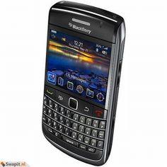 BlackBerry Bold 9700 ruilen voor Samsung Galaxy S of geld
