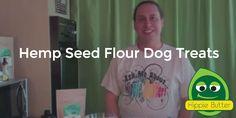 Hemp Seed Flour Dog Treats
