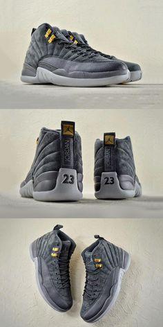 bb857bc6725c Nike Air Jordan 12 Dark Grey  Sneakers Air Jordan Sneakers