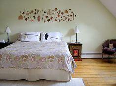 Faça um painel usando folhas secas, linda dica de decoração | Vila do Artesão