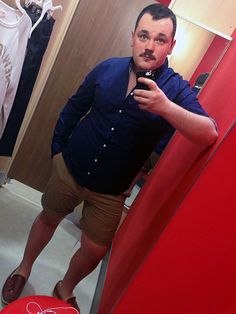 Amateur chubby men with you