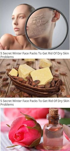 5 Secret Winter Face Packs To Get Rid Of Dry Skin Problems #healthy #healthylifestyle  #nutrition #lifestyle #natural #naturalremedies #flower #home #winter #face #skincare #problems