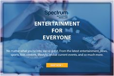 Spectrum Internet with indoor and outdoor Wi-Fi | Barzin Group