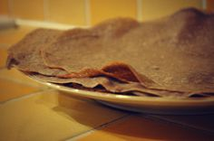 Crêpes senza Glutine e senza Lattosio