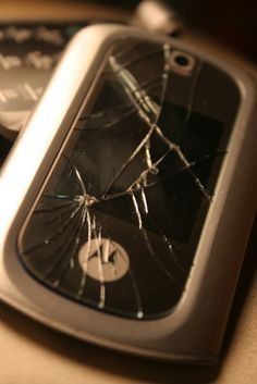 wikiHow to Replace Broken Glass on a Cell Phone -- via wikiHow.com