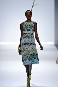 Mara Hoffman | Spring 2013 Ready-to-Wear Collection | Style.com