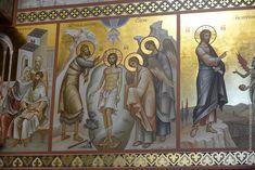 Orthodox Icons, Ornament, Painting, Ideas, Sacred Art, Decoration, Painting Art, Paintings, Painted Canvas