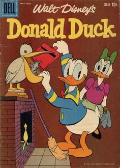 Donald Duck #65 (Issue)