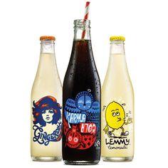 Karma Cola packaging range