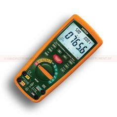 http://termometer.dk/elektrisk-testvarktoj-r12676/kat-iv-isolationstester-multimeter-med-sporbart-kalibreringscertifikat-53-MG302-NIST-r12765  Kat IV isolationstester / multimeter med sporbart kalibreringscertifikat  Trådløs USB-interface overfører data til PC med 433 MHz  Backlit super store triple display  125V, 250V, 500V og 1000V testspændinger  Isolering fra 0.001MOhm til 4000MOhm  Auto-afladning af kapacitive spænding  Lås Power On Funktion til håndfri brug...