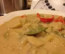 Recipe Thai Veggie Curry by Katherine Clay - Consultant - Recipe of category Main dishes - vegetarian