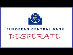 Central Banks Desperate, Expect Worldwide Financial Armageddon. By Grego...