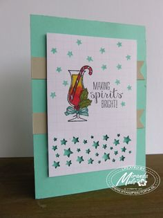 Stampin Utopia Bestel Stampin' Up! Hier: Making Spirits Bright. Coloured with Blendies