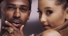 Ariana Grande & Big Sean are rumored to be dating after her recent split from Jai Brooks and his recent breakup with Naya Rivera. Ariana Grande Big Sean, Ariana Grande Problem, Ariana Grande Boyfriend, Ariana Grande Fotos, Celebrity Gossip, Celebrity Photos, Celebrity News, Hollywood Gossip, Hollywood Stars
