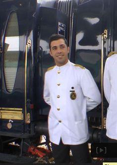 Simplon Orient Express, Staff Uniforms, Invitation, Invite, Haunted Hotel, Real Model, Uniform Design, Agatha Christie, Train Travel