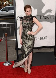 Fashion At The Game Of Thrones Season 3 Premiere