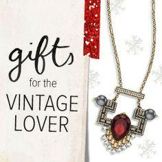 Vintage Lover? Shop Chloe + Isabel gorgeous jewelry at www.chloeandisabel.com/boutique/lisab!