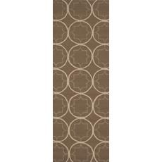 Nurota Stone Polypropylene Indoor/Outdoor Runner - 2 Feet 6 Inches x 8 Feet Home Depot Canada