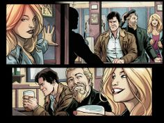 Injustice: Gods Among Us - Year Two - Episode 1  #Motionbooks #Madefire #DCComics #Superman #Batman #Injustice