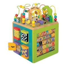 Top Educational Toys For Babies  Amazon.com: Toysmith Busy Zoo Activity  Center:
