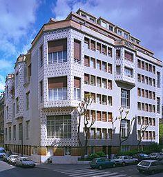 Immeuble «Studio Building», Paris 16e, SAUVAGE