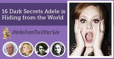 Dark secrets about Adele.