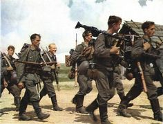 Troops - Stalingrad 1942