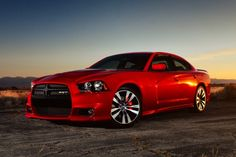 2012 Dodge Charger SRT8. Yes, I would burn the tires down every chance I get.  It's got a Hemi.