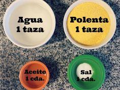 Arepas! con harina de maiz para polenta - Taringa!